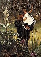 The Widower, 1877, tissot