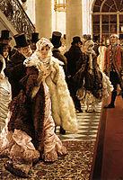 The Woman of Fashion, 1883-1885, tissot
