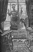 Woman at a Window, ?, tissot