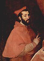 Alessandro Farnese, titian