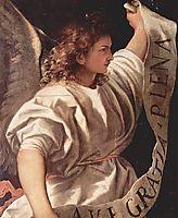 Angel, 1522, titian