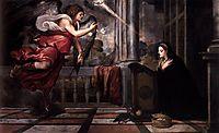 Annunciation, c.1535, titian