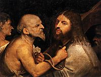 Christ Carrying the Cross, 1507, titian