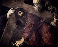Christ Carrying the Cross, c.1565, titian