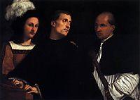 The Concert, c.1510, titian