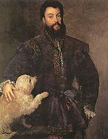 Federigo Gonzaga, Duke of Mantua, 1525-1530, titian