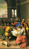 The Last Supper, detail, 15, titian