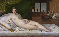 Liggie Venus, 1565, titian