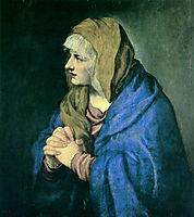 Mater Dolorosa, 1550, titian