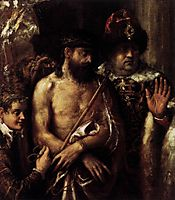 Mocking of Christ, 1575, titian