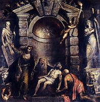 Pieta, 1576, titian