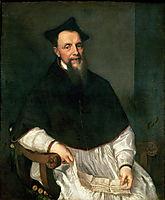 Portrait of Ludovico Beccadelli, 1552, titian