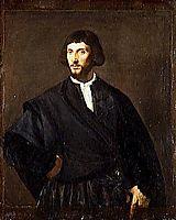 Portrait of a Man, titian