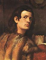 Portrait of a Man Munich, 1513, titian