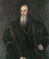 Portrait of Nicolas Perrenot of Granvelle, titian