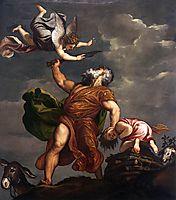 Sacrifice of Isaac, 1544, titian