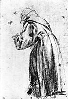Saint Bernadine, 1531, titian