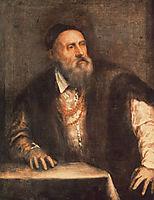 Self Portrait, 1562, titian