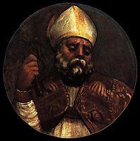 St Ambrose, titian