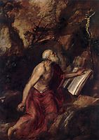 St Jerome, 1575, titian
