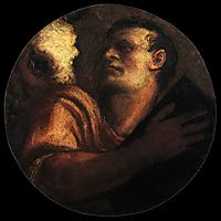 St Luke, titian
