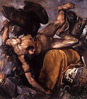 Tityus, 1549, titian