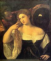 Vanitas, 1515, titian