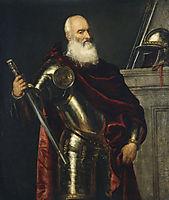 Vincenzo Cappello, c.1540, titian