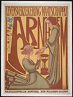 Arnhem Life Insurance Company, c.1904, toorop