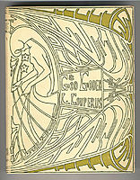 Cover for -God en goden- by Louis Couperus, 1903, toorop