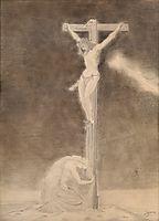 Crucifixion, c.1928, toorop