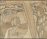 The Desire and the Satisfaction, 1893, toorop