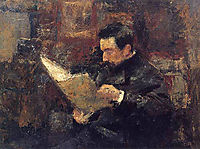 Edmond Picard, 1885, toorop