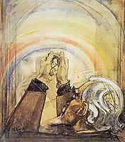 Self-Portrait, 1927, toorop