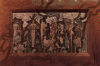 Song of the Times, 1893, toorop