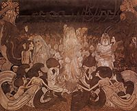 The Three Fiancees, toorop