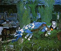 The vagabonds, 1891, toorop