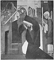 Veronica, 1916, toorop