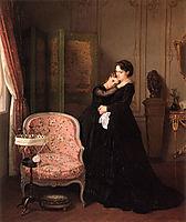 Consolation, 1867, toulmouche