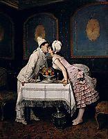 The Kiss, toulmouche