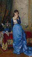 The Letter, 1879, toulmouche