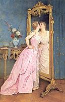 Vanity, 1890, toulmouche
