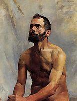 Academic Study Nude , c.1883, toulouselautrec