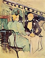 The Ambassadors, People Chics, 1893, toulouselautrec