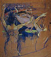 Ballet de Papa Chrysanth me, 1892, toulouselautrec