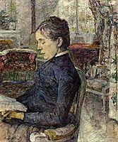Comtesse, 1887, toulouselautrec