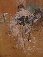 Conquestofpassage, 1896, toulouselautrec