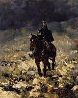 Cuirassier, 1881, toulouselautrec