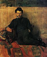 Gustave Lucien Dennery, 1883, toulouselautrec