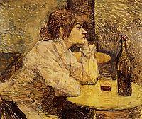 Hangover, 1889, toulouselautrec